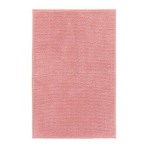 Merveilleux IKEA TOFTBO Tapis De Bain En Microfibres, Un Matériau Ultra Doux Et Qui  Sèche Vite