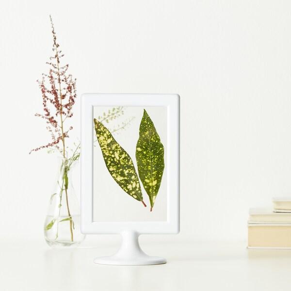 TOLSBY cadre pour 2 photos blanc 12 cm 21 cm 10 cm 15 cm