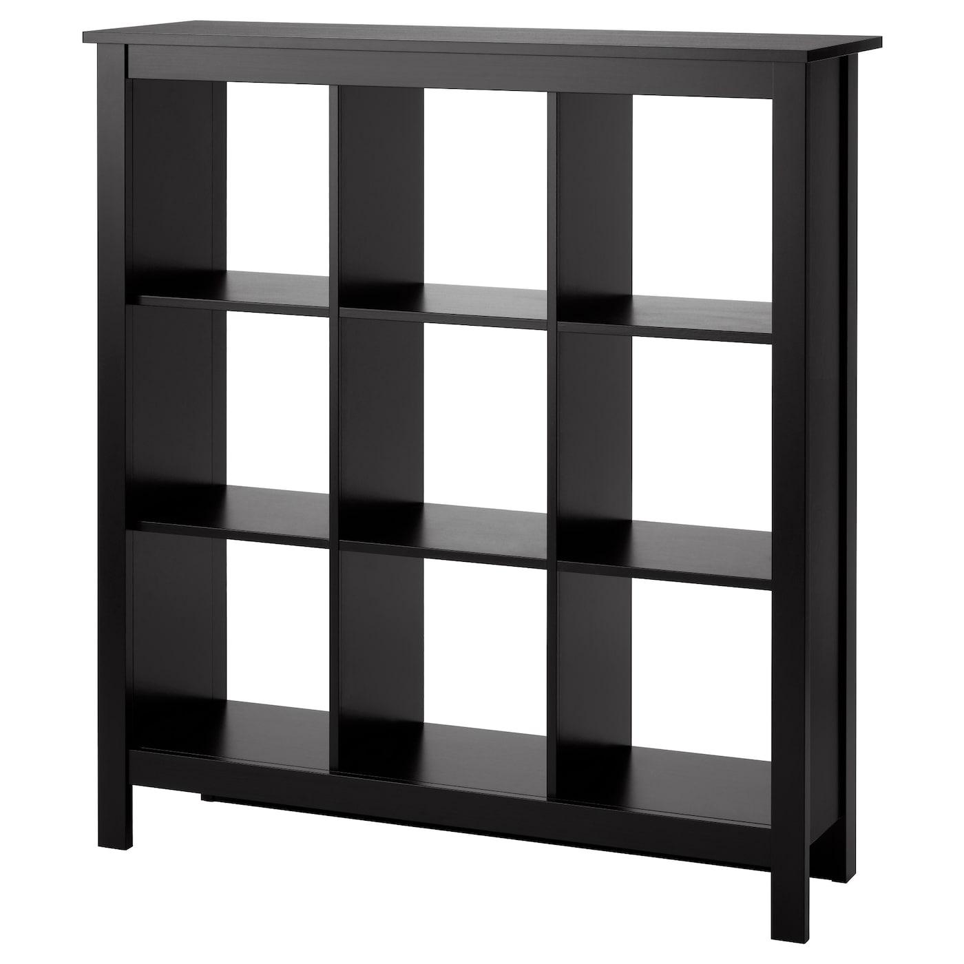 tomn s tag re brun noir 116x127 cm ikea. Black Bedroom Furniture Sets. Home Design Ideas