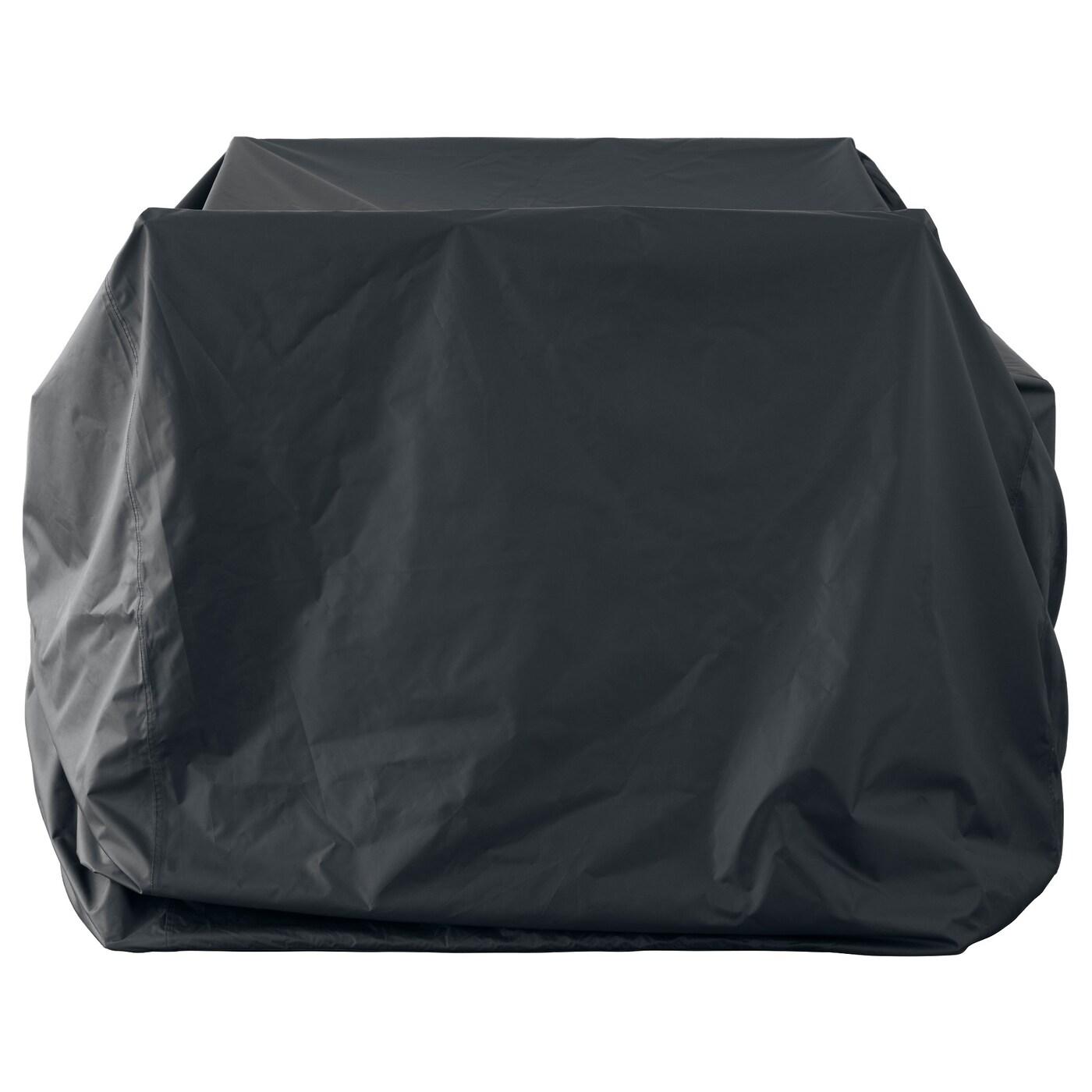 Toster housse mobilier ext rieur noir 145x145 cm ikea - Mobilier exterieur ikea ...