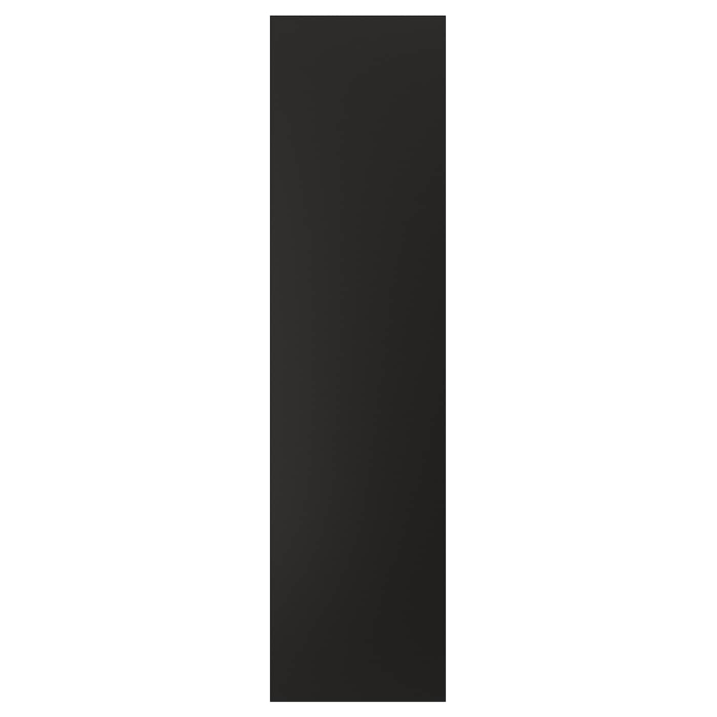 uddevalla panneau finition surf tableau noir anthracite 62 x 240 cm ikea. Black Bedroom Furniture Sets. Home Design Ideas