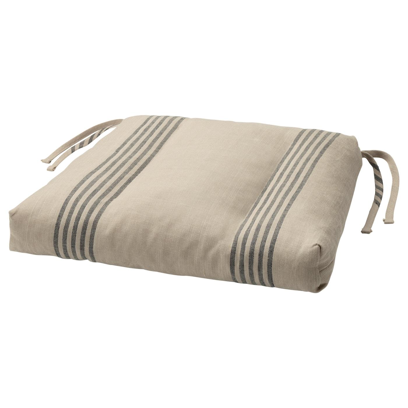 IKEA ULLAMAJ Coussin De Chaise Des Liens Permettent Maintenir Le Carreau En Place