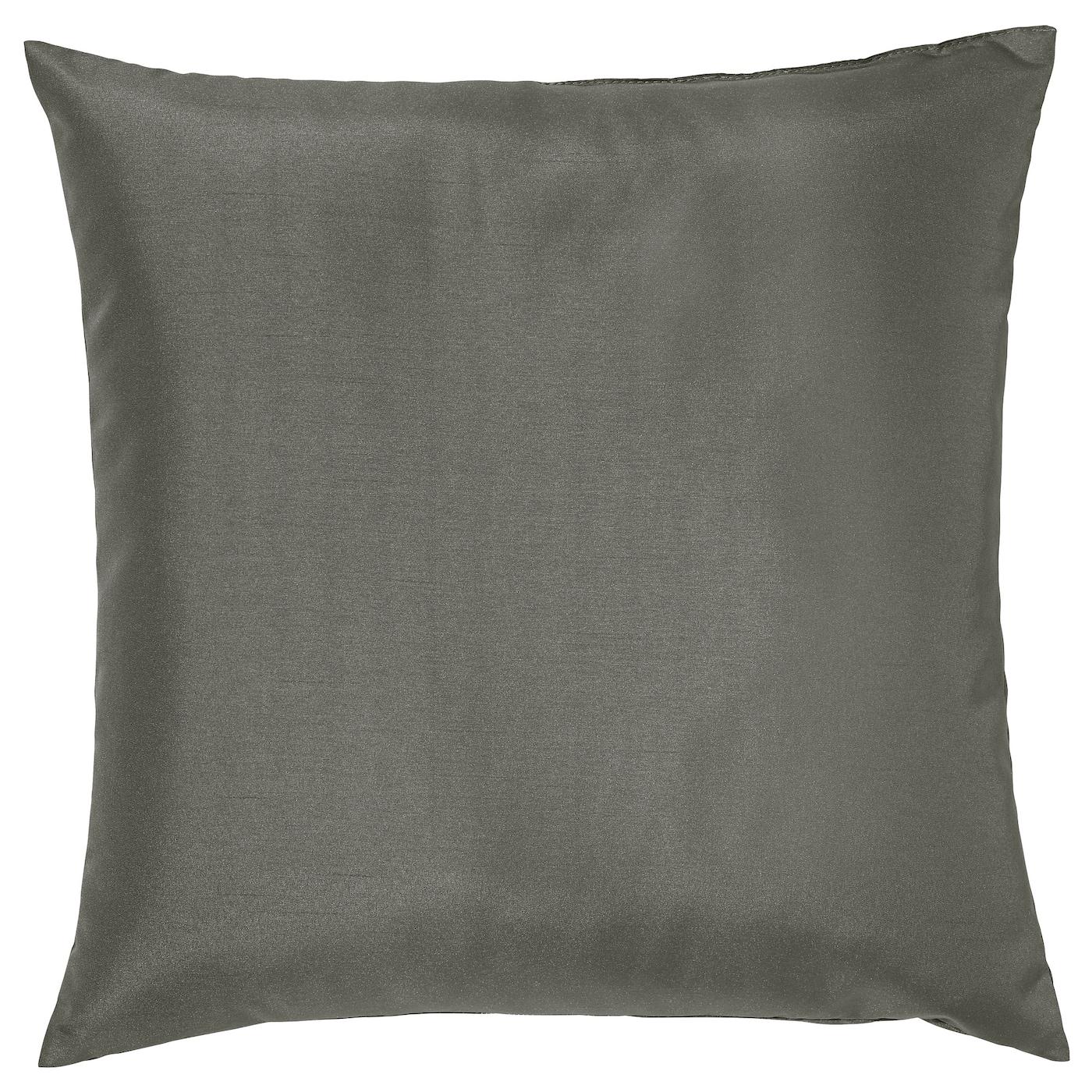 ullkaktus coussin gris 50 x 50 cm ikea. Black Bedroom Furniture Sets. Home Design Ideas