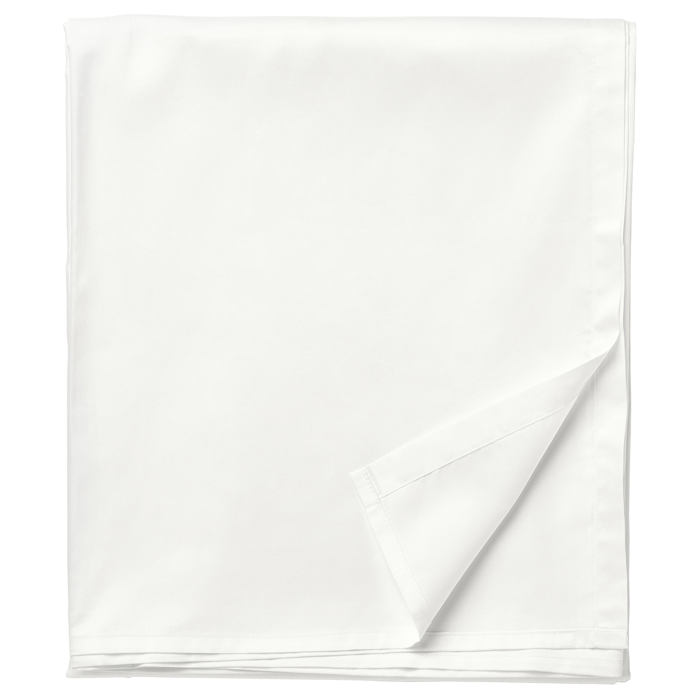 ullvide drap blanc 150 x 260 cm ikea. Black Bedroom Furniture Sets. Home Design Ideas