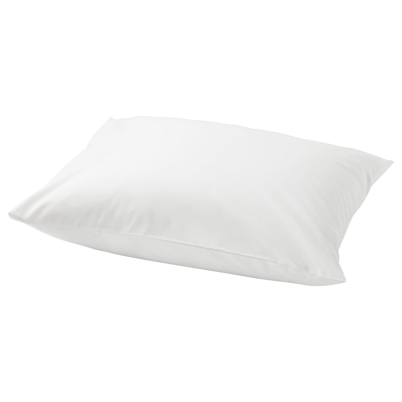 ullvide drap housse blanc 140 x 200 cm ikea. Black Bedroom Furniture Sets. Home Design Ideas