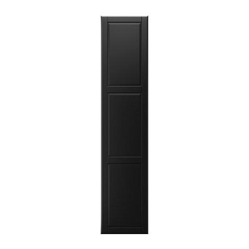 undredal porte avec charni res 50x229 cm charni re fermeture silencieuse ikea. Black Bedroom Furniture Sets. Home Design Ideas