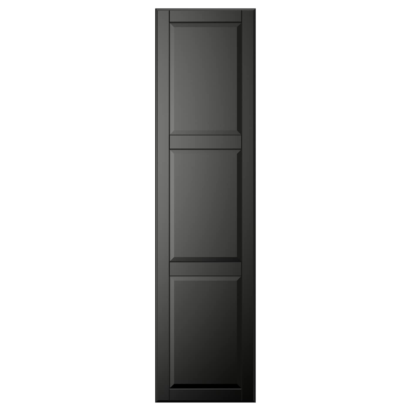 undredal porte noir 50 x 195 cm ikea. Black Bedroom Furniture Sets. Home Design Ideas