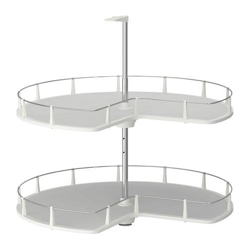 Utrusta rangement pivotant l ment d 39 angle ikea for Ikea douche d angle