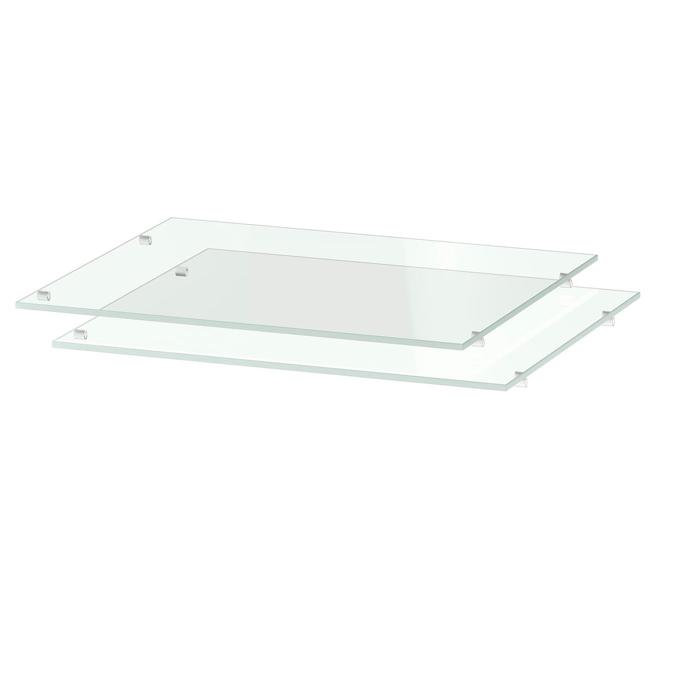 utrusta tablette verre 40 x 37 cm ikea. Black Bedroom Furniture Sets. Home Design Ideas