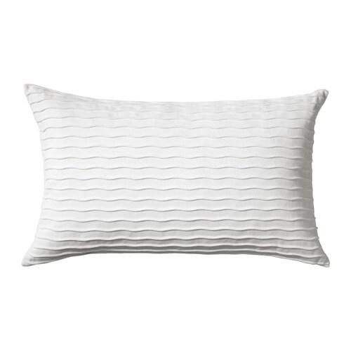 VÄNDEROT Coussin Blanc 40 x 65 cm - IKEA