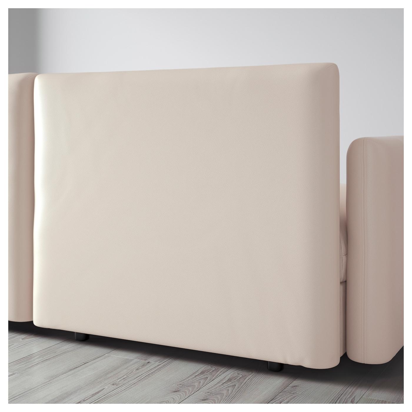 vallentuna canap 5 pl murum beige ikea. Black Bedroom Furniture Sets. Home Design Ideas