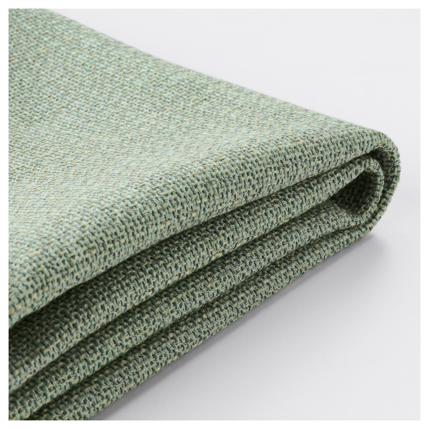 vallentuna housse pour dossier hillared vert 80x100 cm ikea. Black Bedroom Furniture Sets. Home Design Ideas