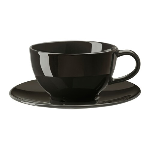 vardagen tasse th avec soucoupe ikea. Black Bedroom Furniture Sets. Home Design Ideas