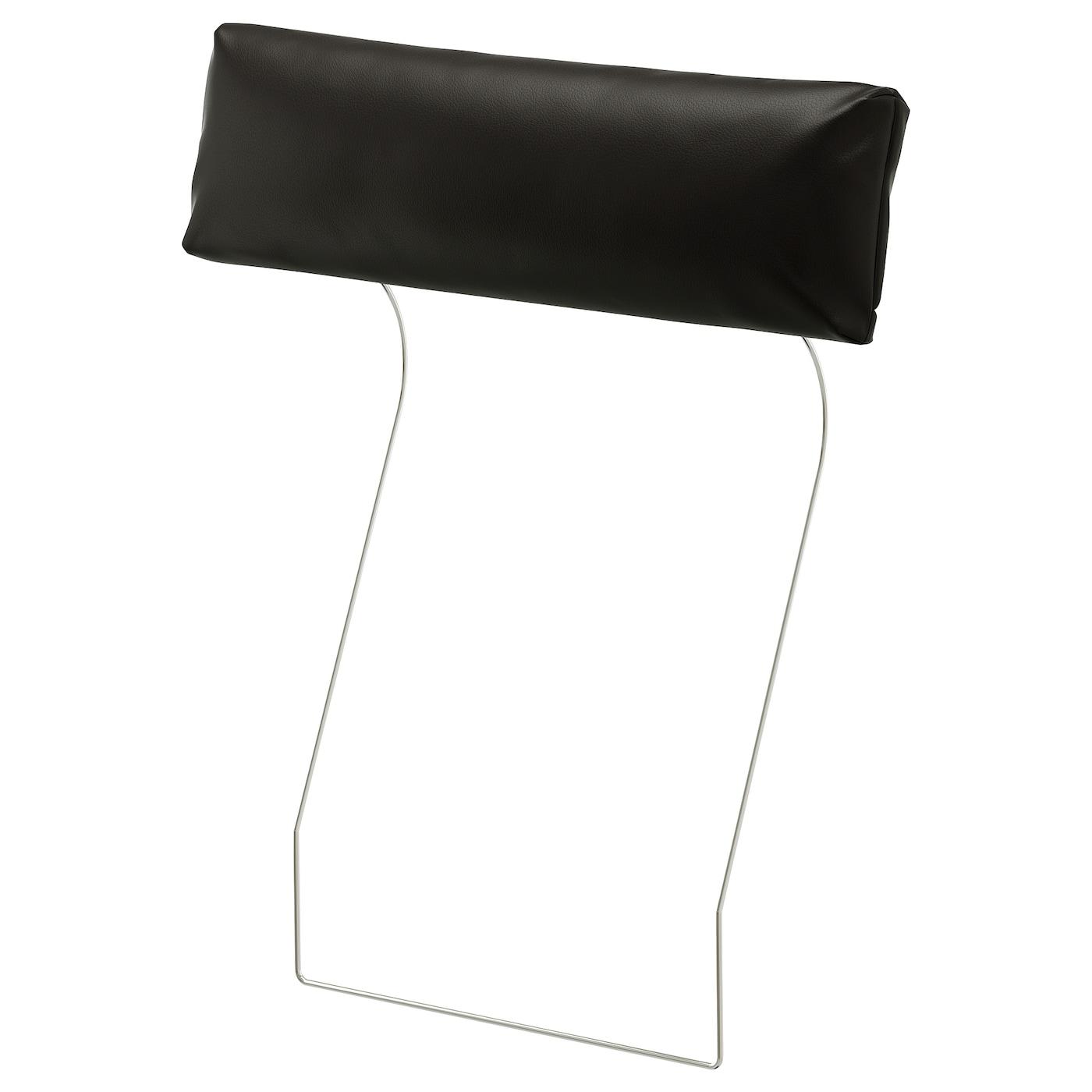 vimle canap d 39 angle 4 places farsta noir ikea. Black Bedroom Furniture Sets. Home Design Ideas