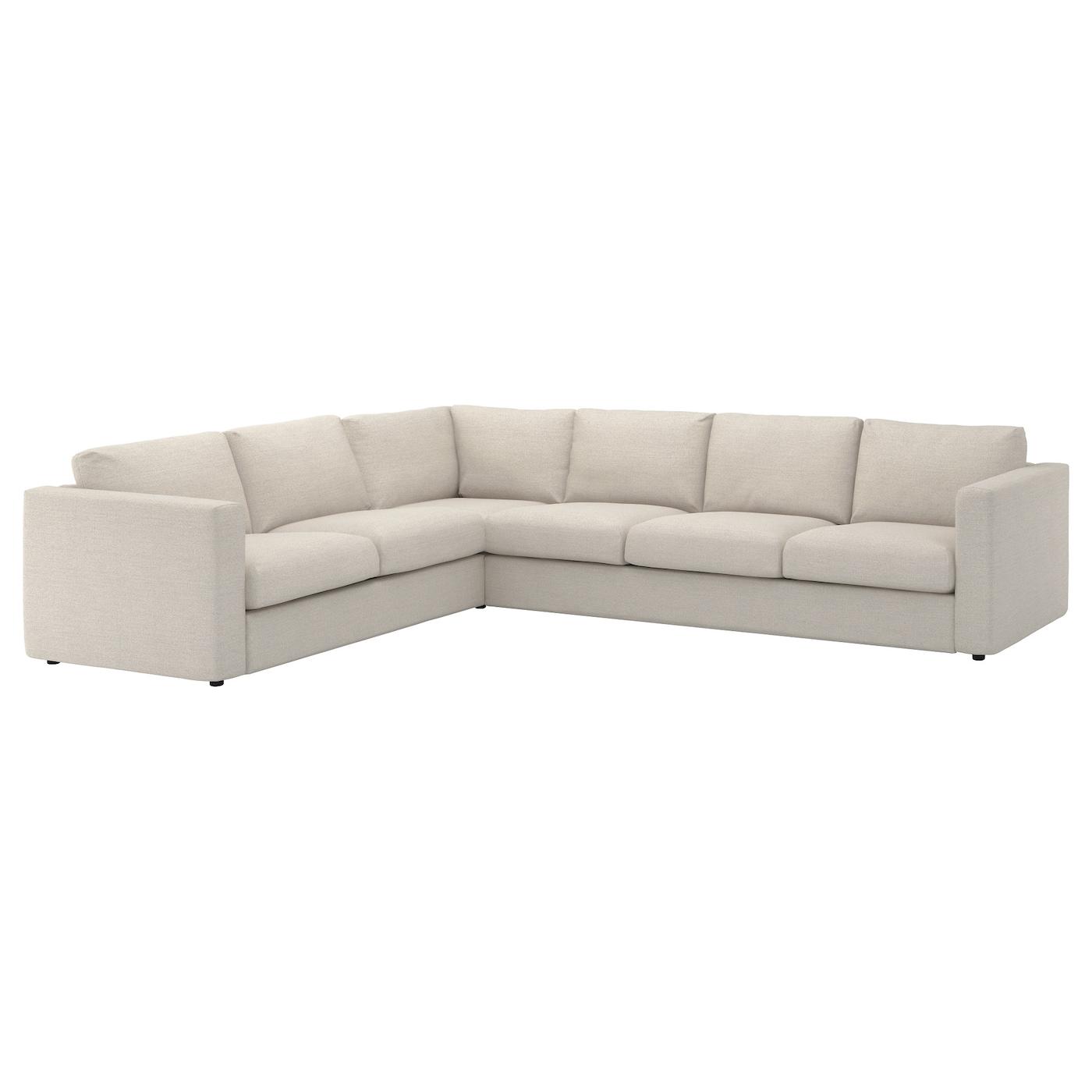Canapes D Angle En Tissu Ikea