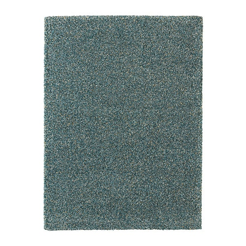 vindum tapis poils hauts bleu vert 200x270 cm ikea. Black Bedroom Furniture Sets. Home Design Ideas