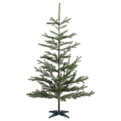 VINTER 2020 Plante artificielle, intérieur/extérieur/sapin de Noël vert, 170 cm