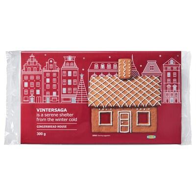 VINTERSAGA Maison en biscuits épices