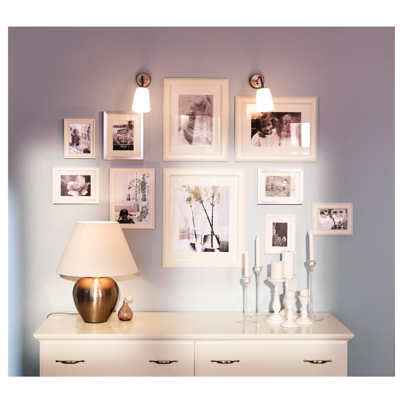virserum cadre blanc 50 x 50 cm ikea. Black Bedroom Furniture Sets. Home Design Ideas