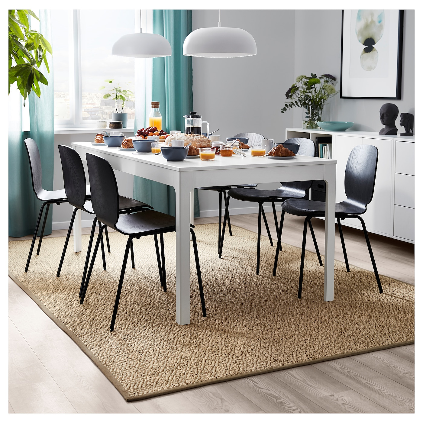 Vistoft Tapis Tisse A Plat Naturel 200 X 300 Cm Ikea