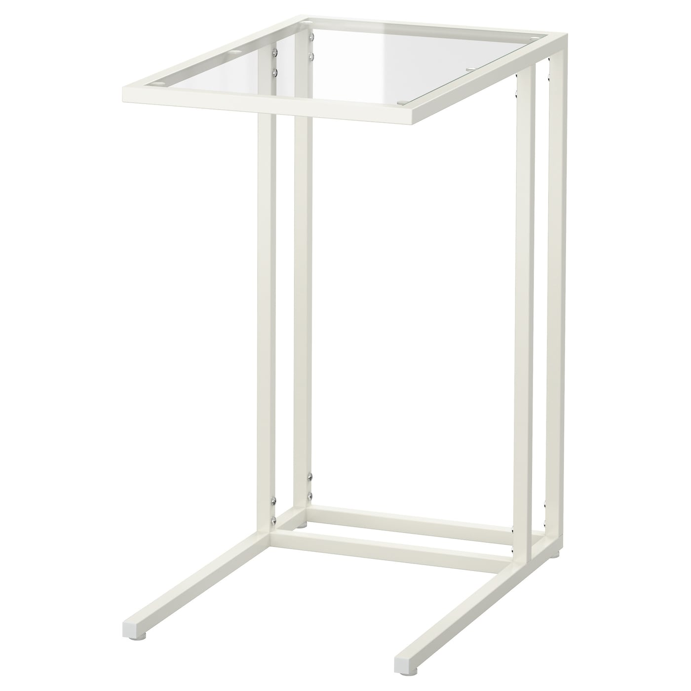 vittsj support pr portable blanc verre 35x65 cm ikea. Black Bedroom Furniture Sets. Home Design Ideas