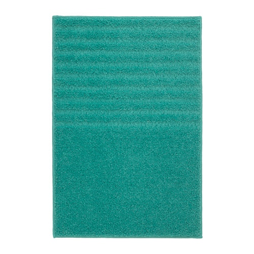 ikea voxsjn tapis de bain en microfibres un matriau ultra doux absorbant qui - Tapis Turquoise