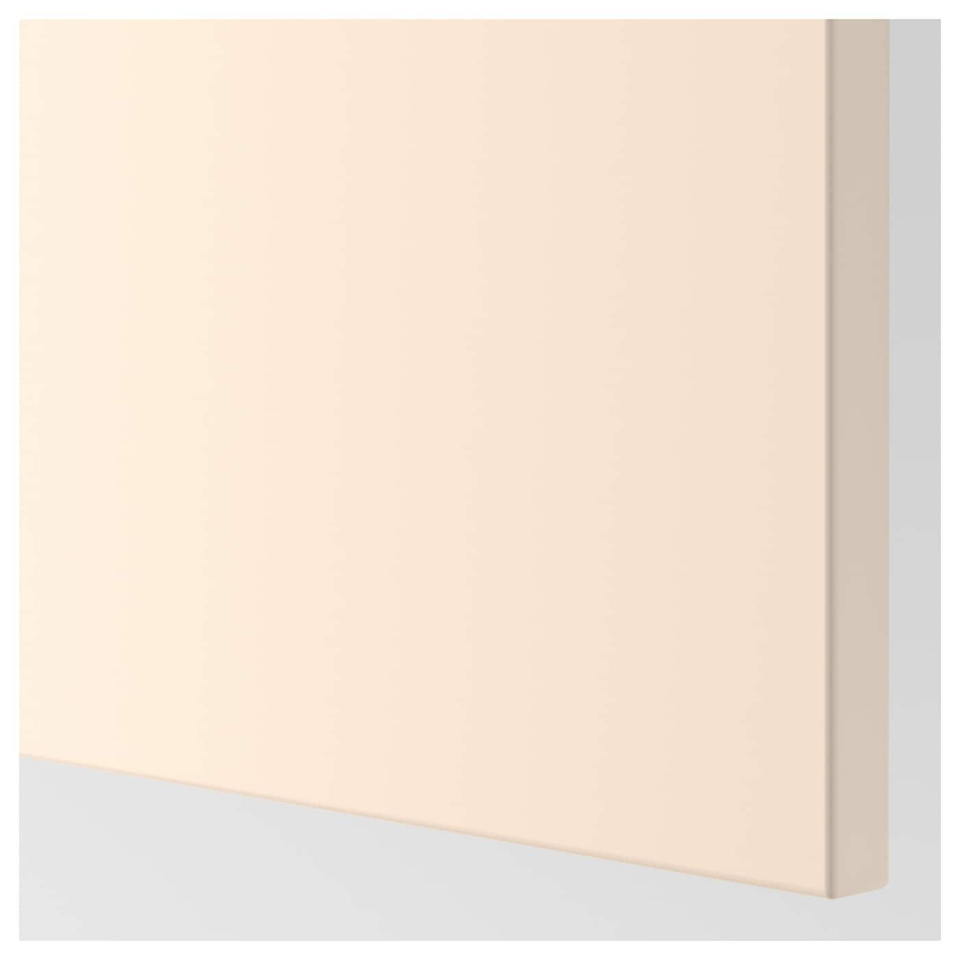 voxtorp panneau lat ral de finition beige clair 39x86 cm ikea. Black Bedroom Furniture Sets. Home Design Ideas