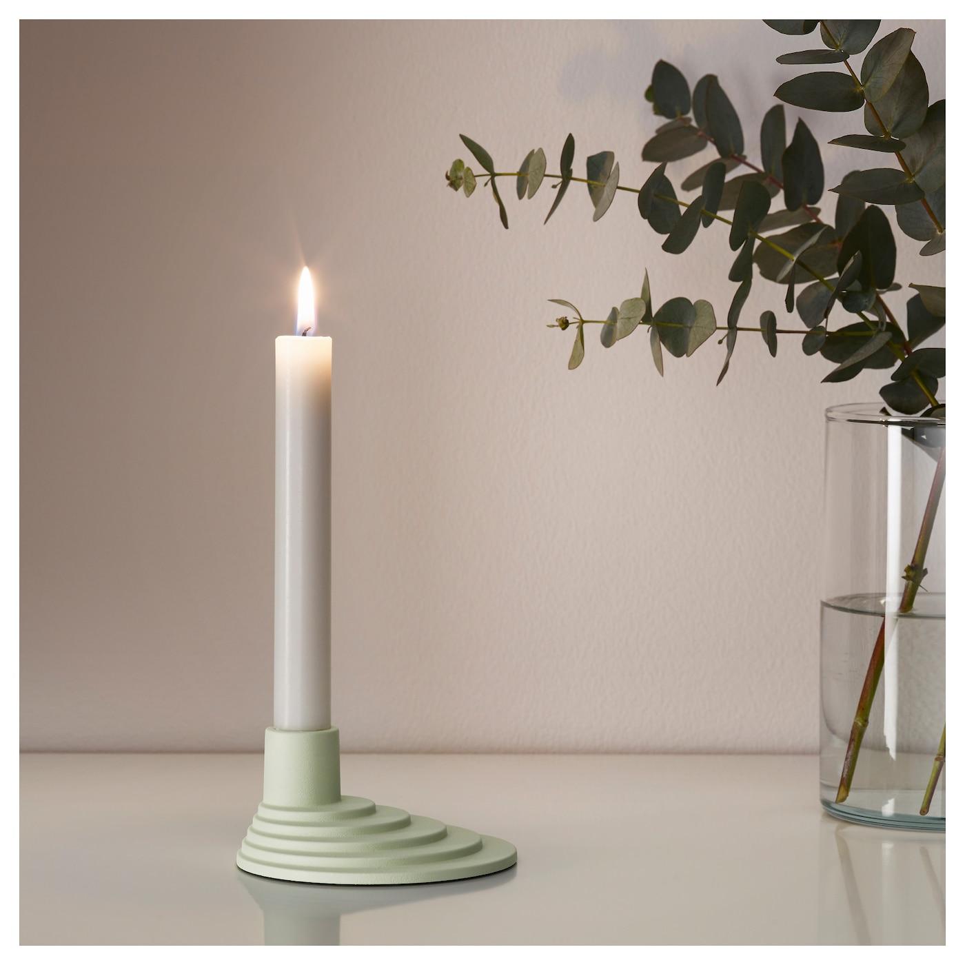 ypperlig bougeoir vert clair 5 cm ikea. Black Bedroom Furniture Sets. Home Design Ideas