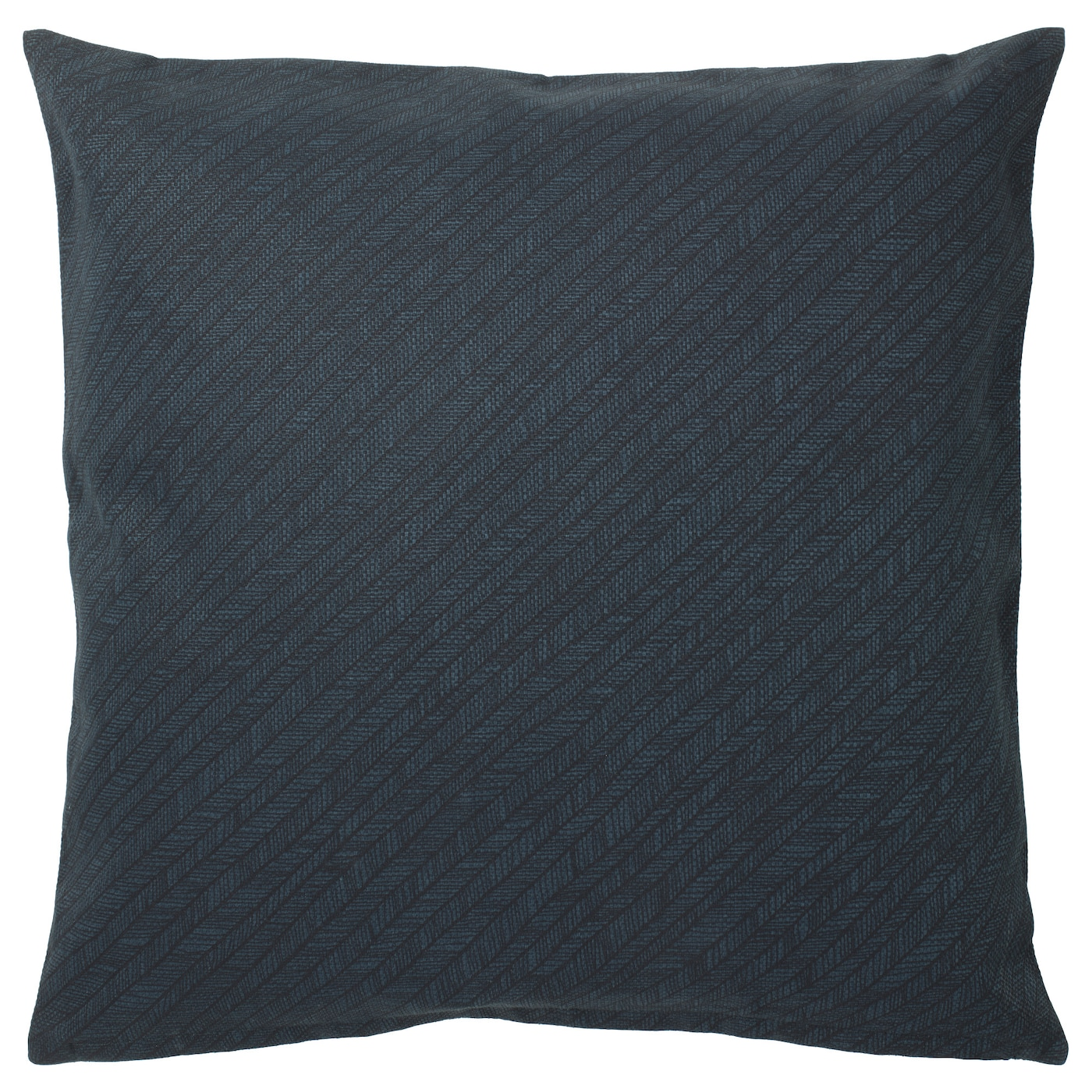 ypperlig housse de coussin bleu fonc ray 50x50 cm ikea. Black Bedroom Furniture Sets. Home Design Ideas