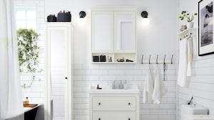Colonnes & armoires miroirs salle de bain