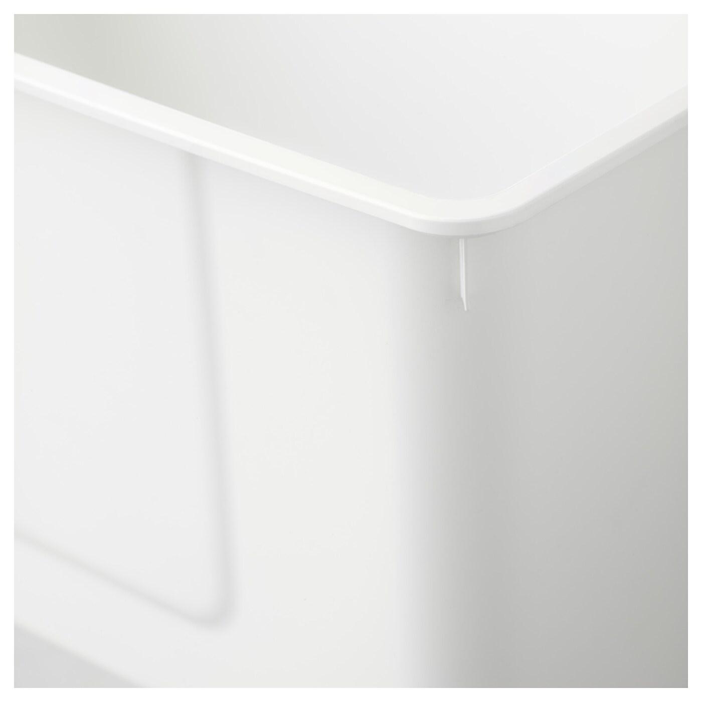 Uitzonderlijk ALGOT Bak Wit 38 x 60 x 29 cm/45 l - IKEA &NE74