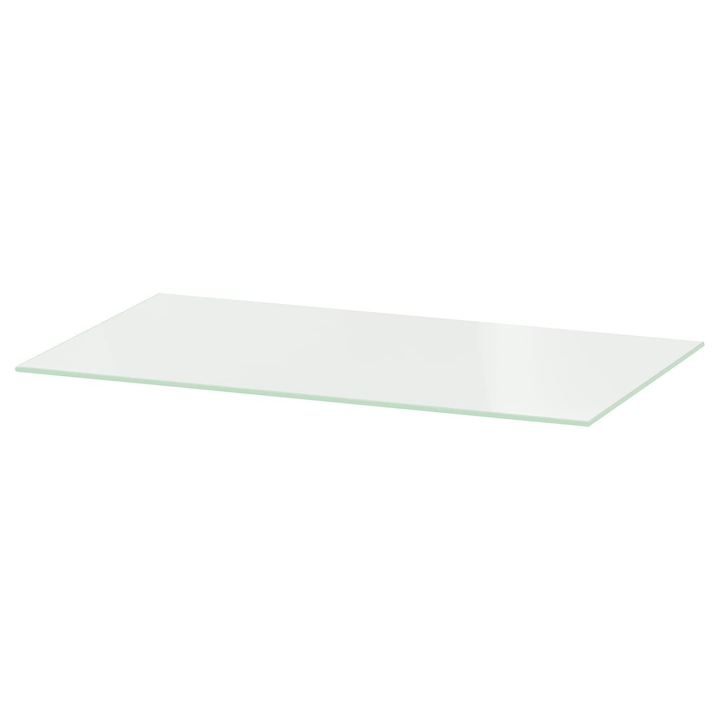 best glasplaat glas 56 x 36 cm ikea. Black Bedroom Furniture Sets. Home Design Ideas
