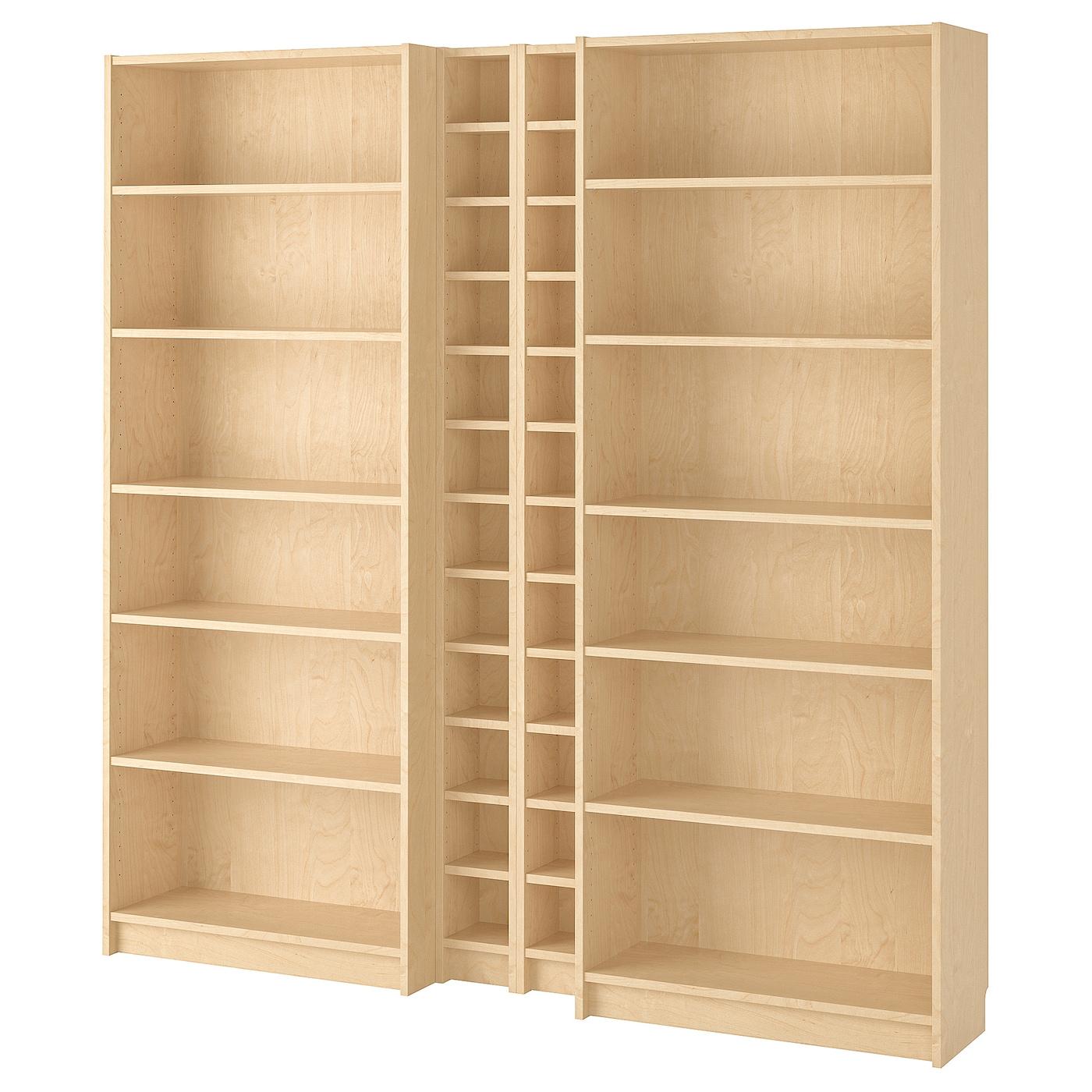 ikea billygnedby boekenkast verstelbare planken naar behoefte aan te passen