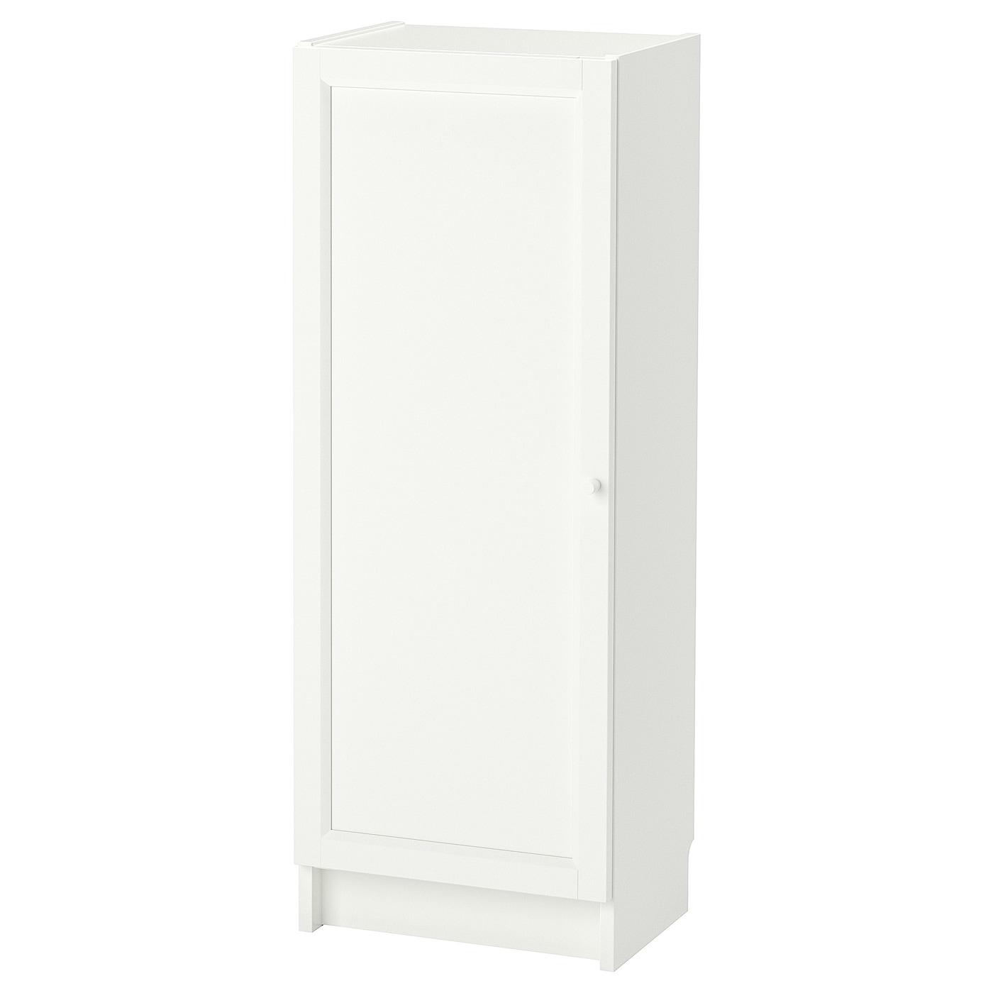 ikea billyoxberg boekenkast met deur verstelbare planken naar behoefte aan te passen