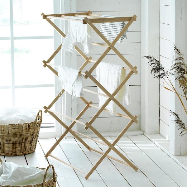 IKEA BORSTAD Droogrek, staand