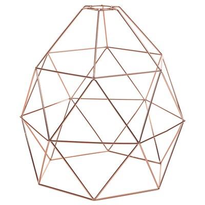 BRUNSTA hanglampenkap koperkleur 30 cm 30 cm 30 cm 30 cm