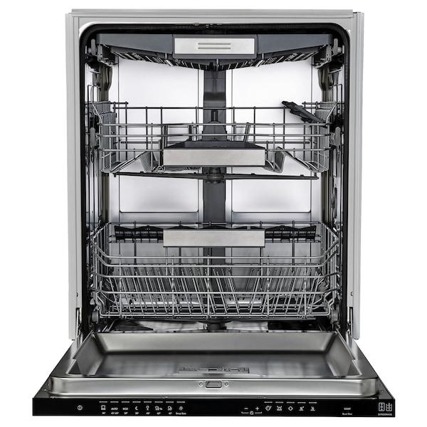 DISKAD Inbouwvaatwasser, IKEA 700, 60 cm