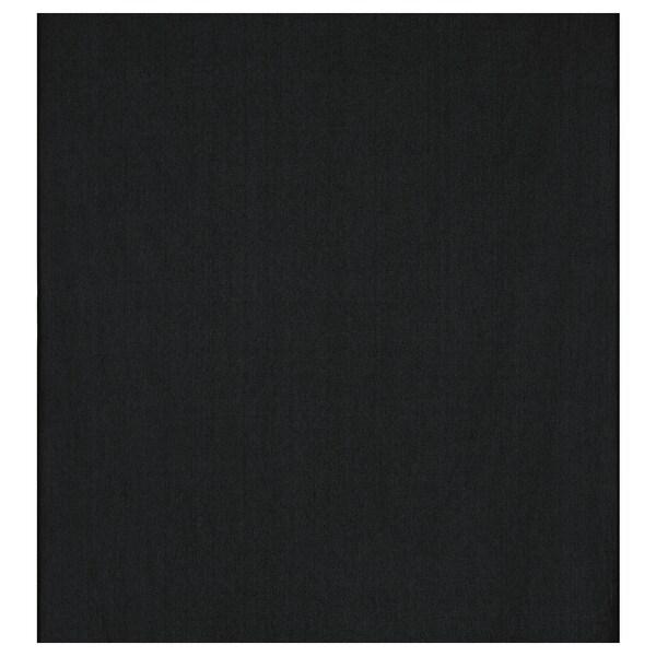 DITTE stof zwart 140 g/m² 140 cm 1.40 m²