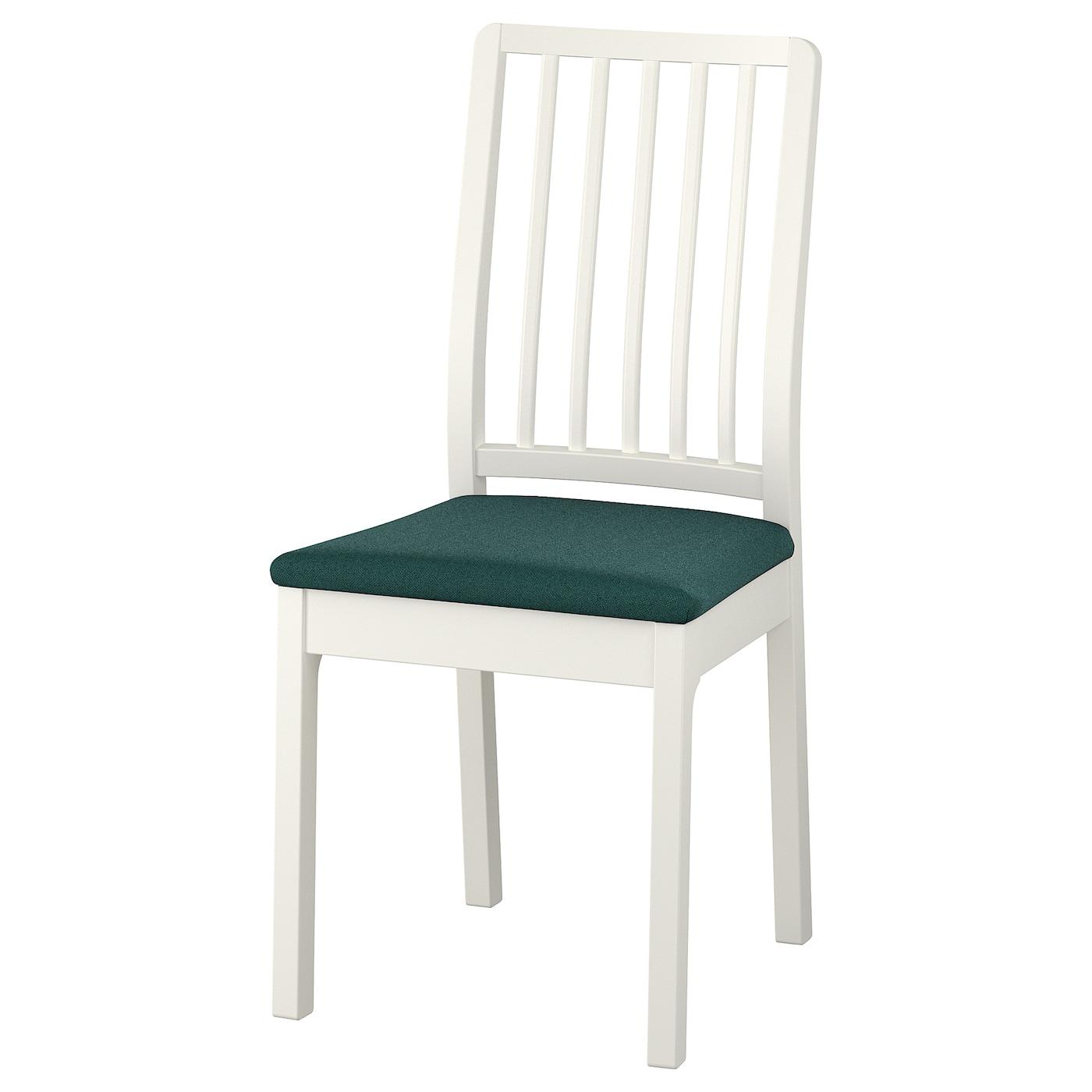 Witte Eetkamerstoelen Met Armleuning.Eetkamerstoelen Ikea