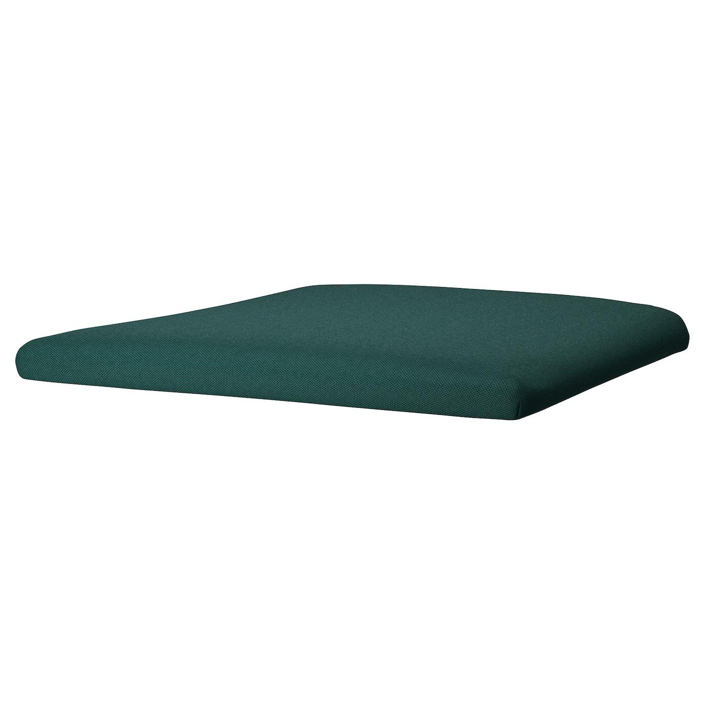 ekedalen stoelovertrek gunnared donkergroen ikea. Black Bedroom Furniture Sets. Home Design Ideas