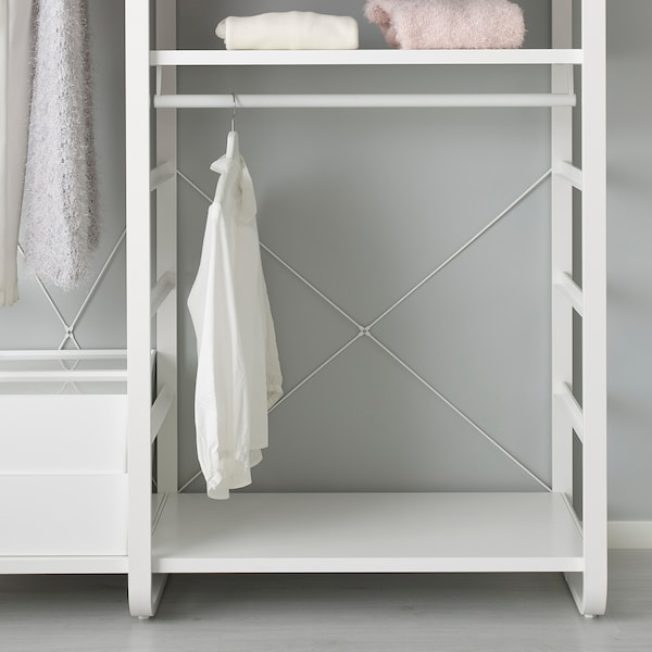 ELVARLI Steunkruis, wit, 80 cm