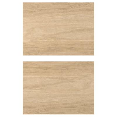 ENHET Ladefront, eikenpatroon, 40x30 cm