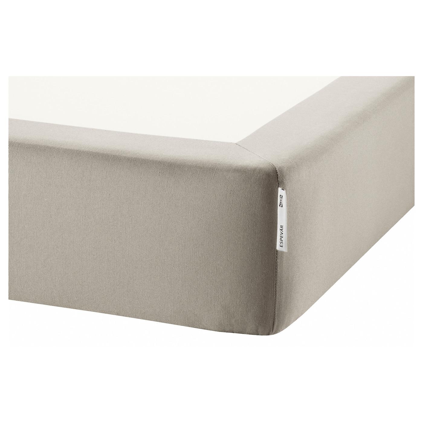 espev r matrasbodem met binnenvering beige 90x200 cm ikea. Black Bedroom Furniture Sets. Home Design Ideas
