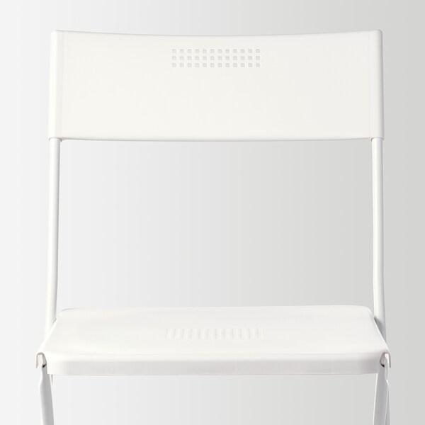 FEJAN Stoel, buiten, opklapbaar wit