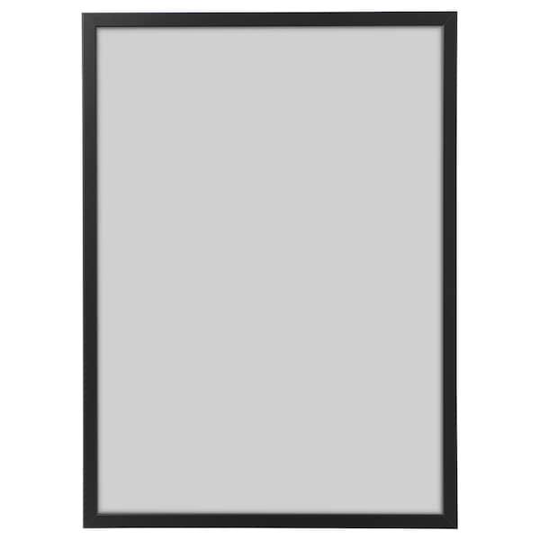 FISKBO Fotolijst, zwart, 50x70 cm