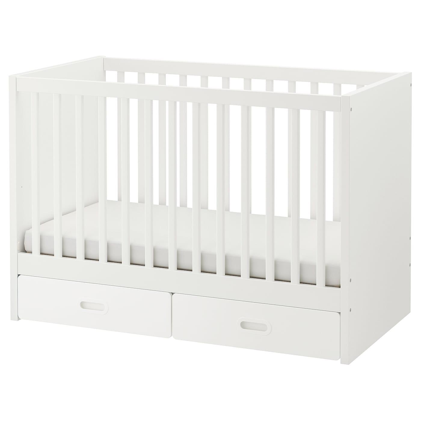 Standaard Afmetingen Babybed.Babybed Ledikant Wieg Ikea