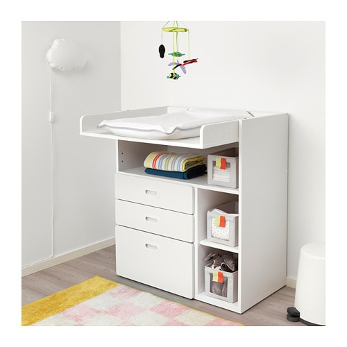 affordable ikea commode met lades with plank boven commode. Black Bedroom Furniture Sets. Home Design Ideas