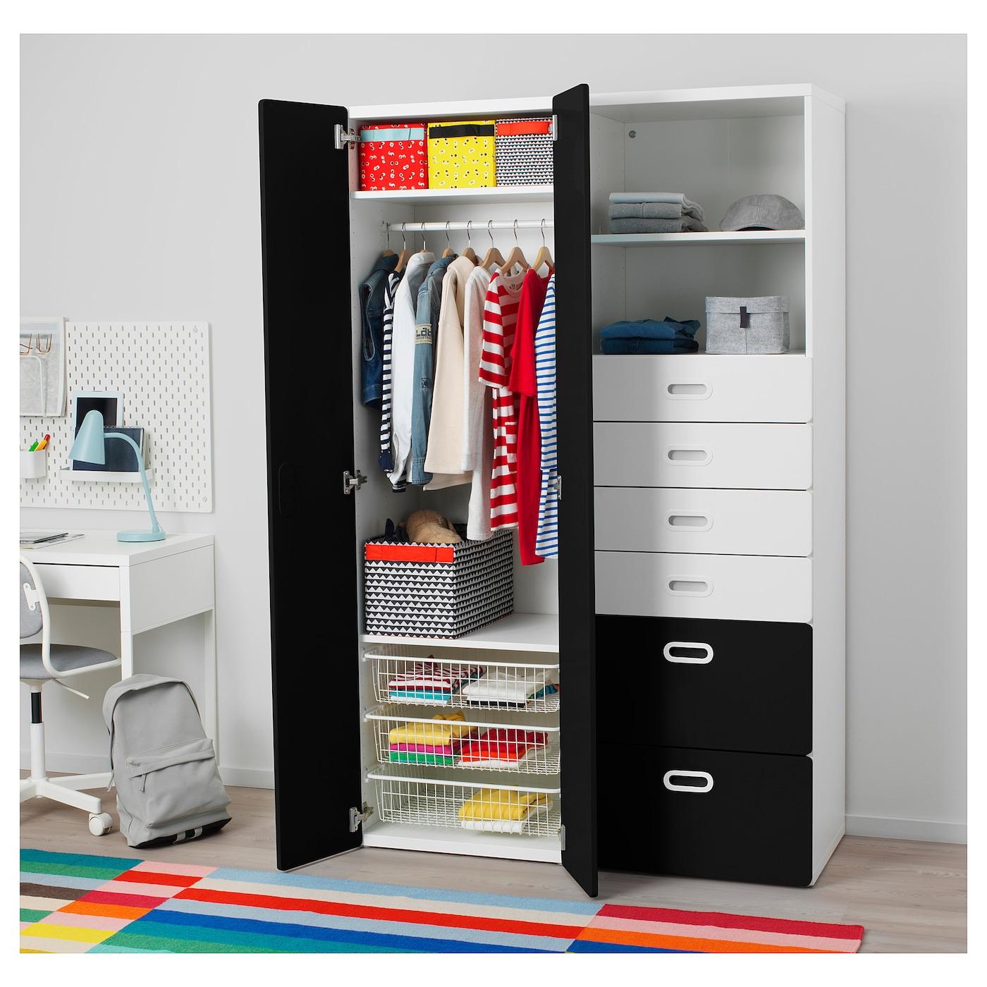 Fabulous Ikea Kledingkast With Stuva Kledingkast