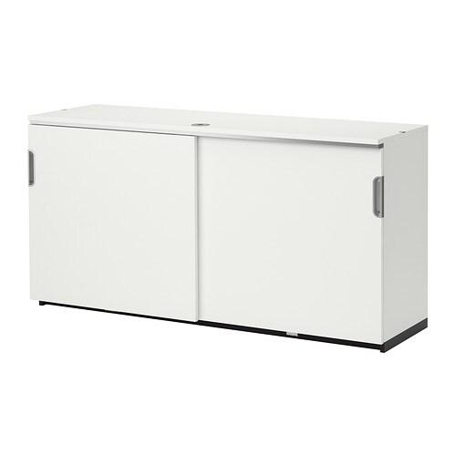 galant kast met schuifdeuren wit 160x80 cm ikea. Black Bedroom Furniture Sets. Home Design Ideas