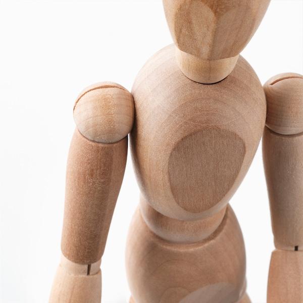 GESTALTA Tekenmodel, naturel, 33 cm